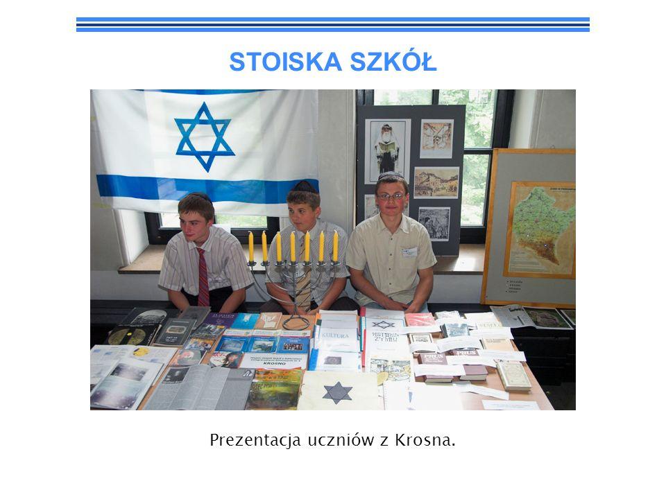 STOISKA SZKÓŁ Prezentacja uczniów z Krosna.