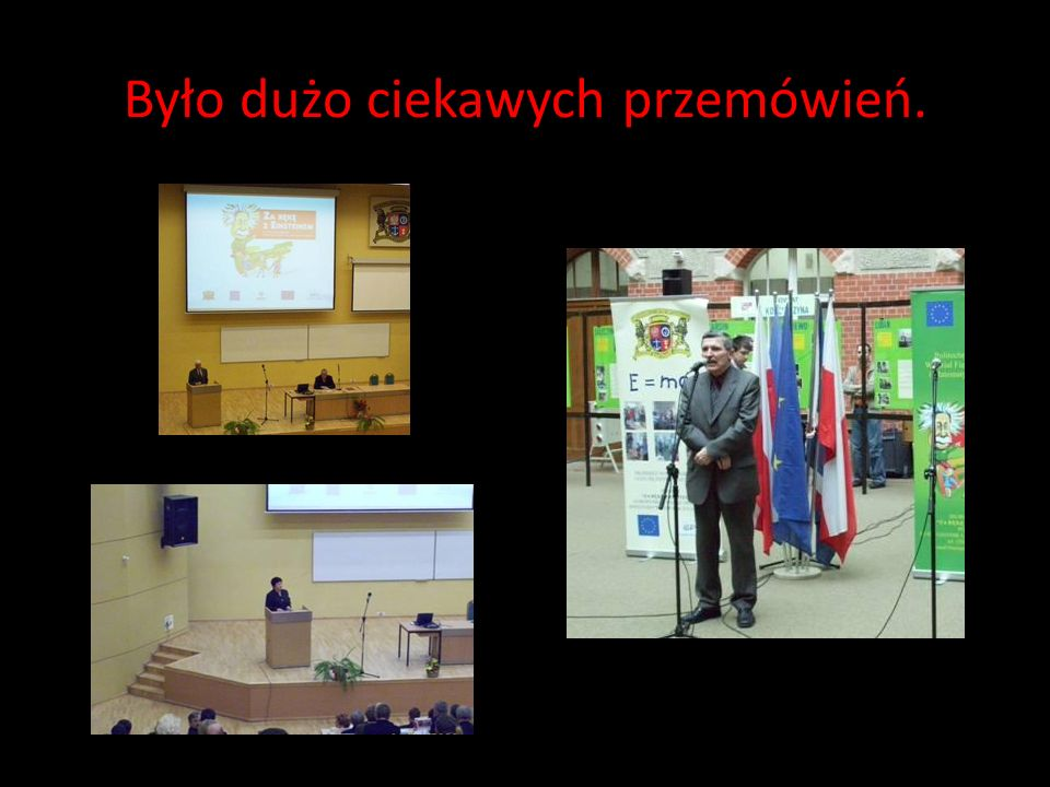 A teraz już podsumowanie projektu na Politechnice Gdańskiej.