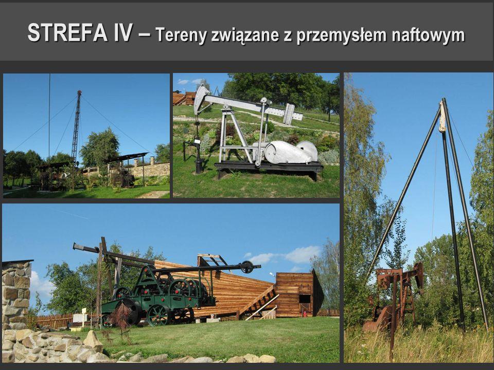 STREFA IV – Tereny związane z przemysłem naftowym