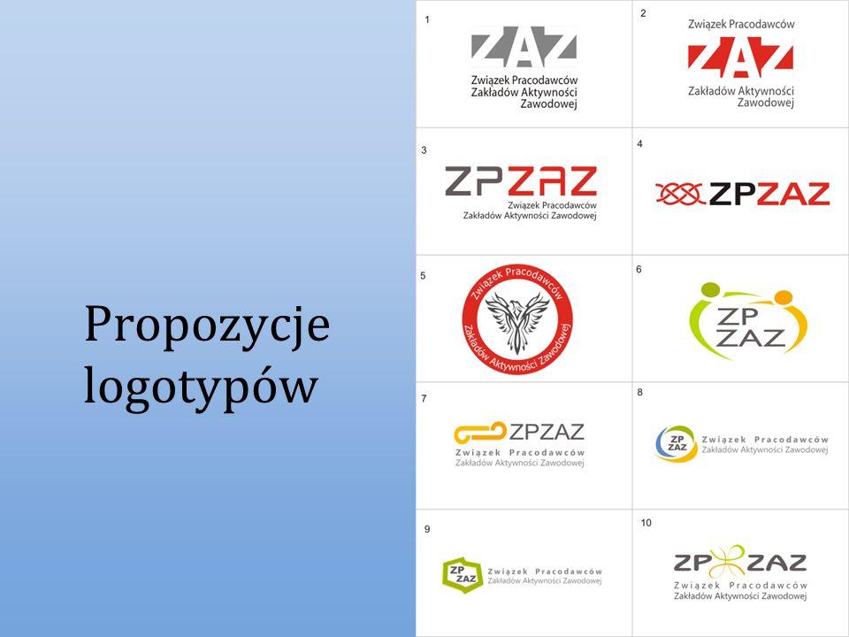 Propozycje logotypów