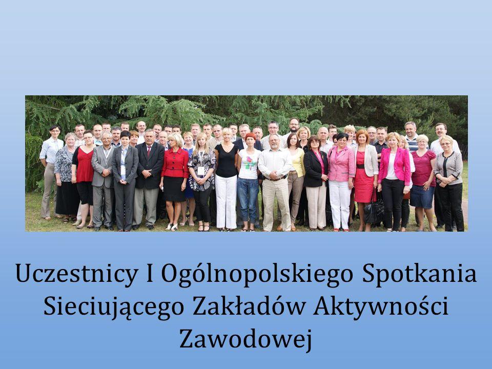 Kluczowe wydarzenia 12 lipca odbyło się Spotkanie Kierowników Zakładów Aktywności Zawodowej Województwa Mazowieckiego, które zorganizował ZAZ Galeria Apteka Sztuki.
