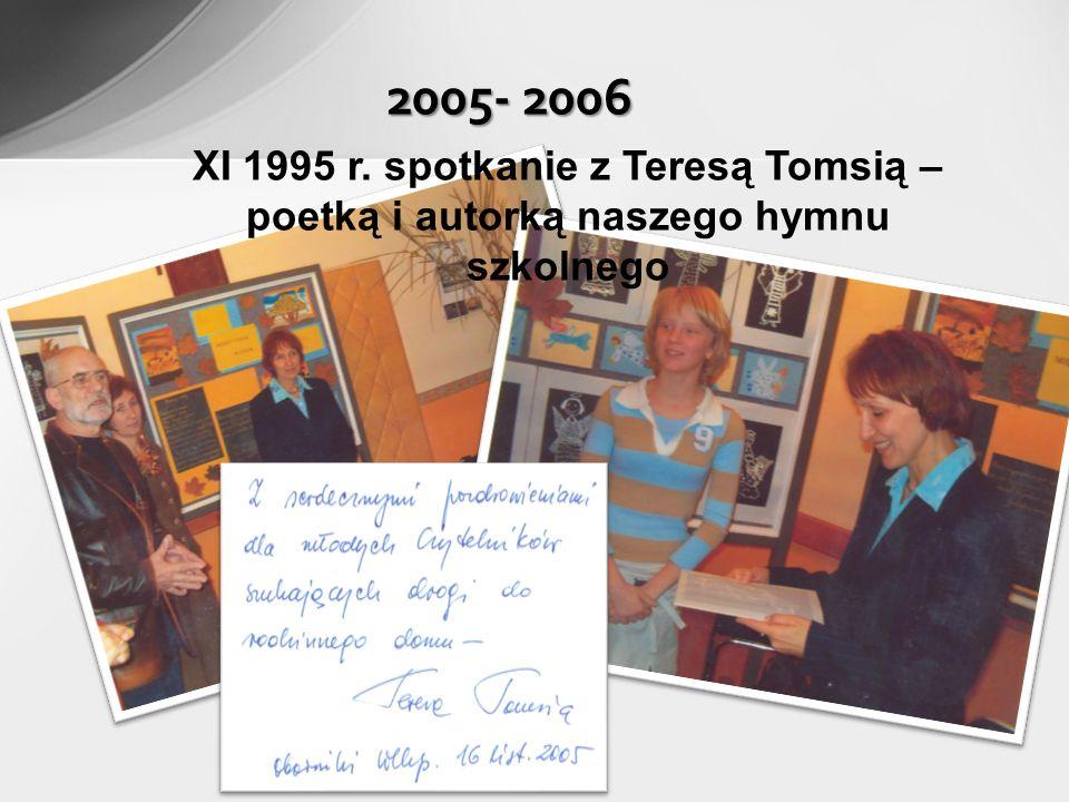 2006 - 2007 4 IX 2006 r.