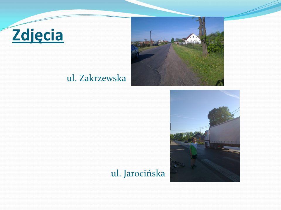 Zdjęcia ul. Zakrzewska ul. Jarocińska