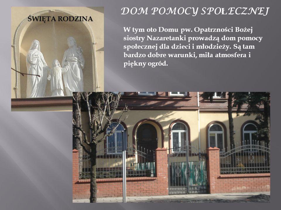 Budynek Koszar 12 pu ł ku piechoty Budynek ten został wzniesiony w 1822 r.