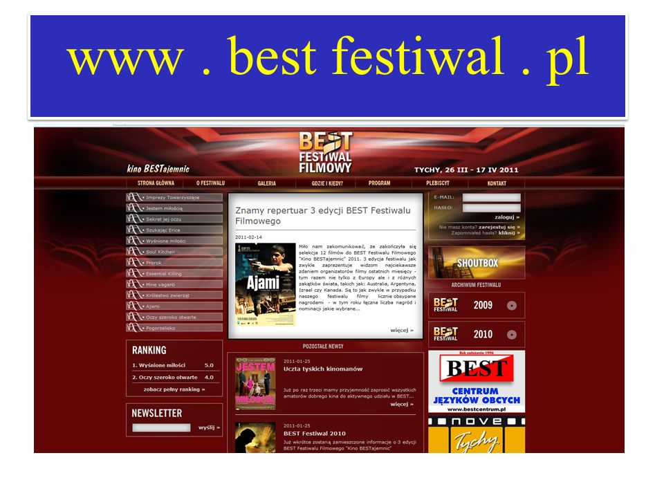 www. best festiwal. pl