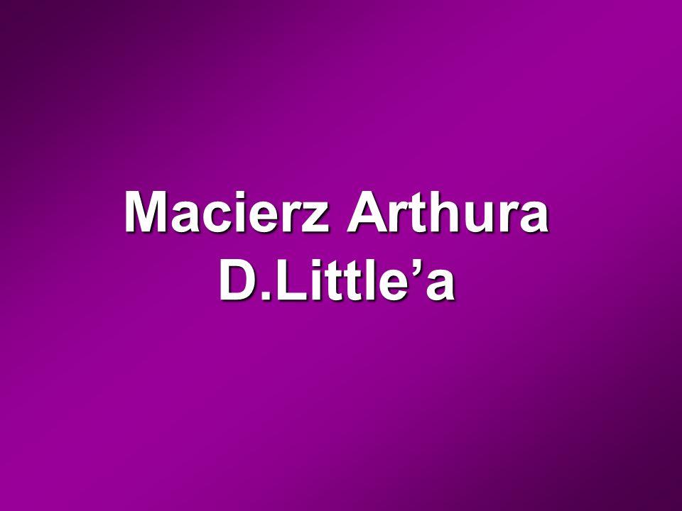 Macierz Arthura D.Littlea