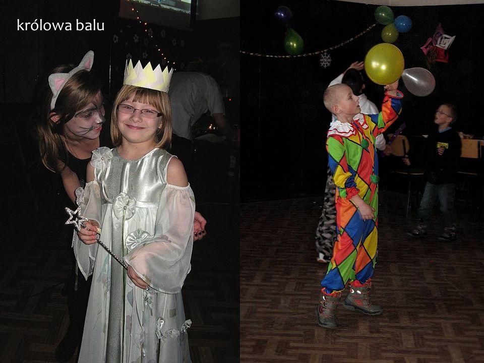 królowa balu