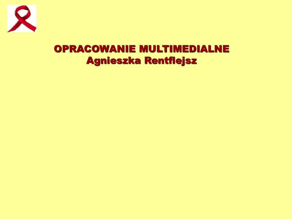 OPRACOWANIE MULTIMEDIALNE Agnieszka Rentflejsz