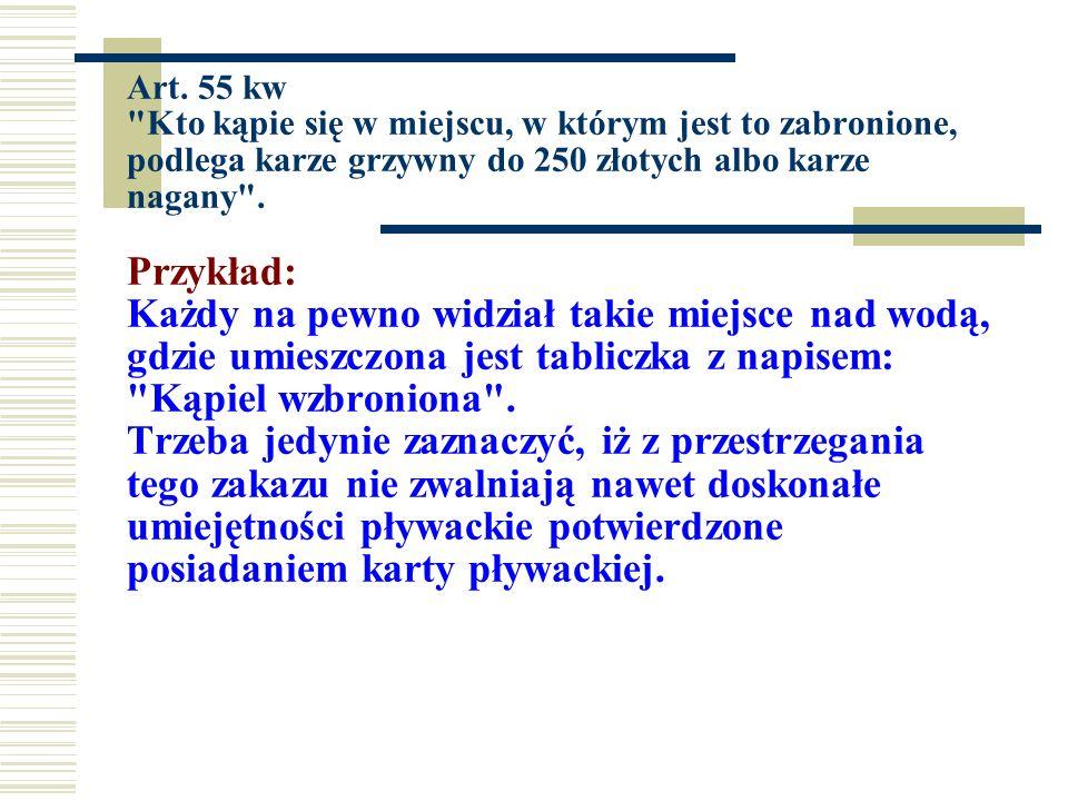 Art. 55 kw