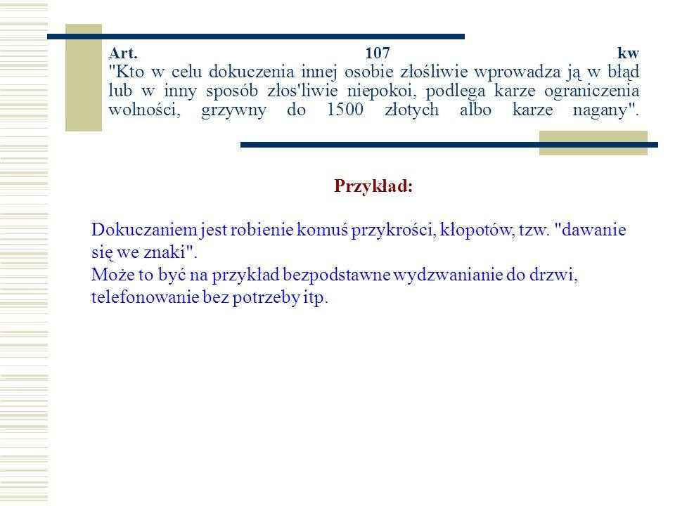 Art. 107 kw