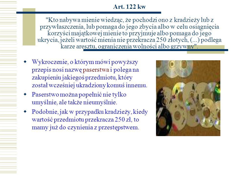 Art. 122 kw