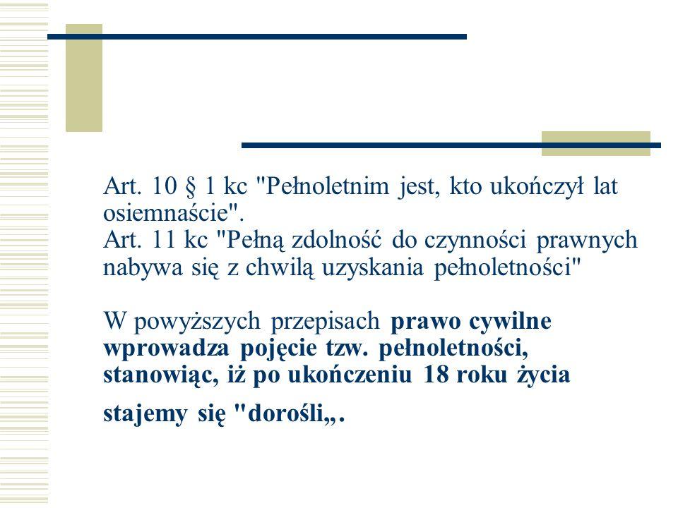 Art. 10 § 1 kc