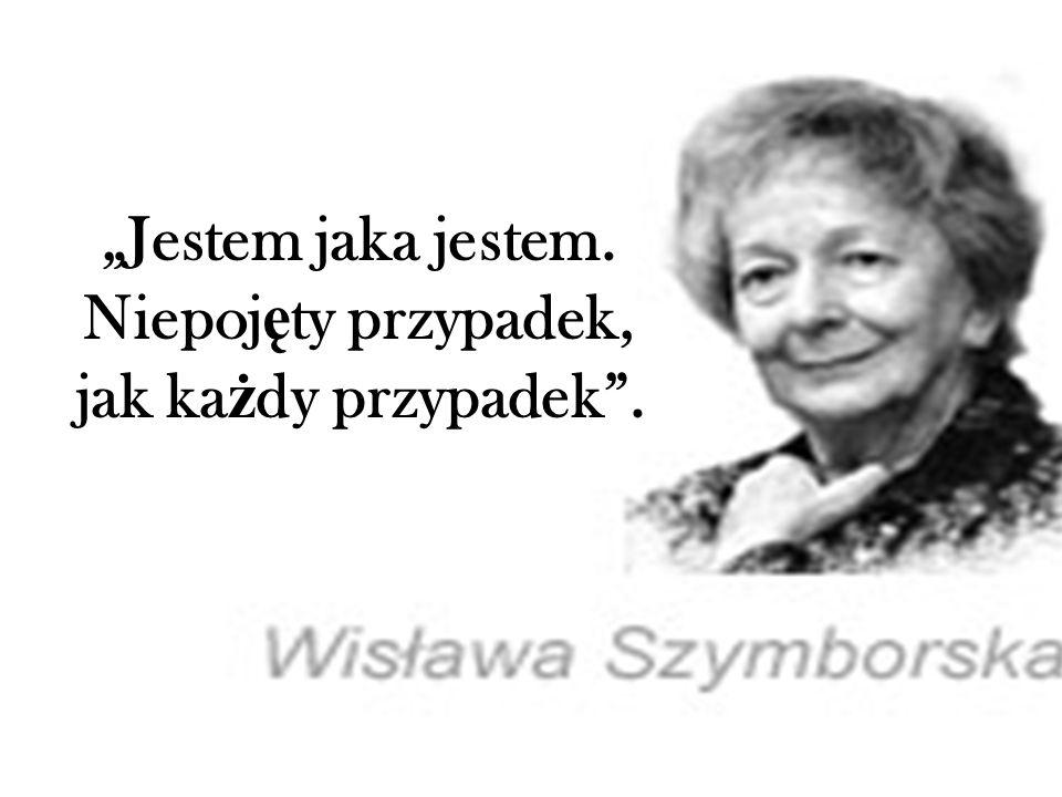 Nagroda Nobla w dziedzinie literatury w 1996r.