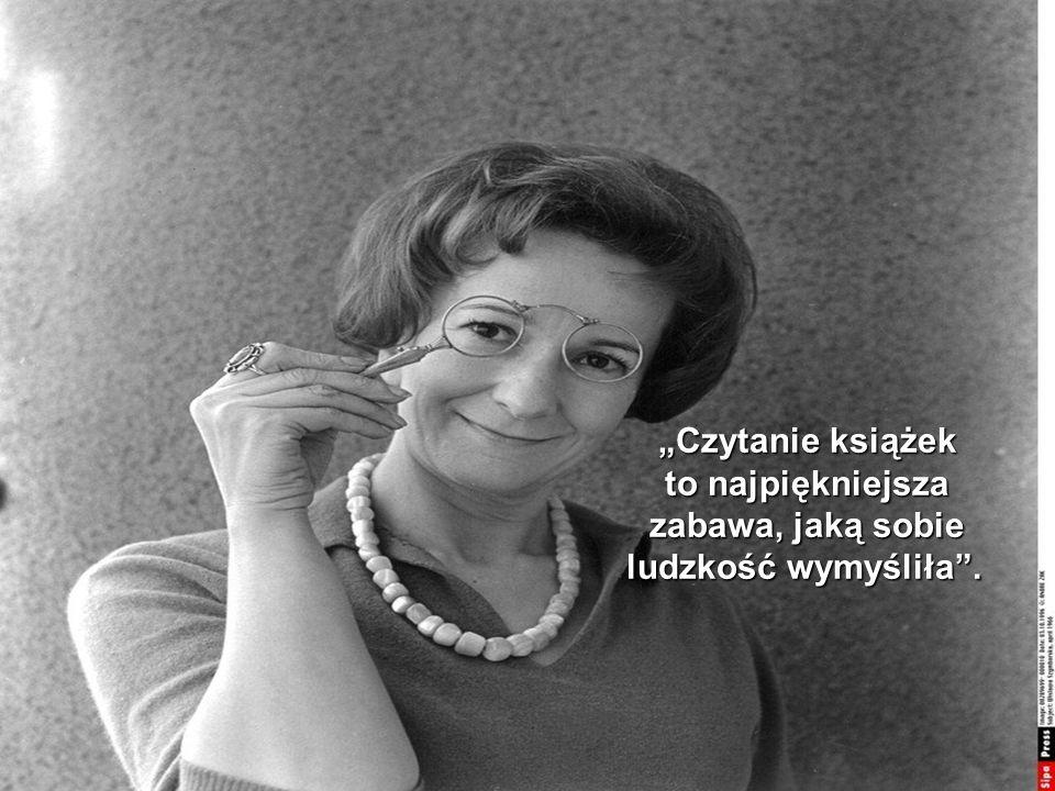 Początki poetyckie Szymborskiej to głównie wiersze na cześć ustroju socjalistycznego.