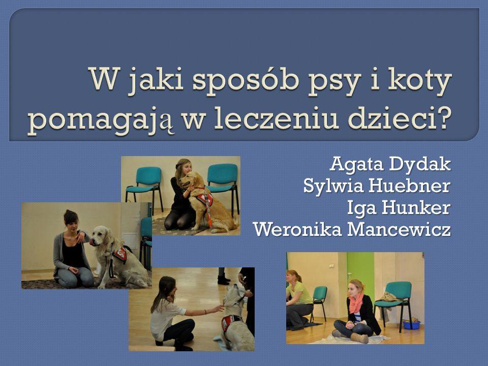 Agata Dydak Sylwia Huebner Iga Hunker Weronika Mancewicz