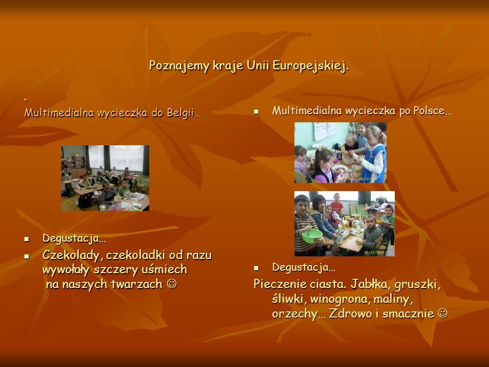 Poznajemy kraje Unii Europejskiej. Multimedialna wycieczka do Grecji… Multimedialna wycieczka do Grecji…Degustacja… Oliwki i ser Feta nie wszystkim sm