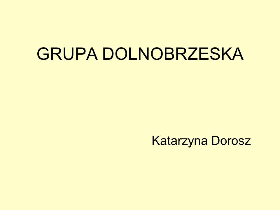 GRUPA DOLNOBRZESKA Katarzyna Dorosz