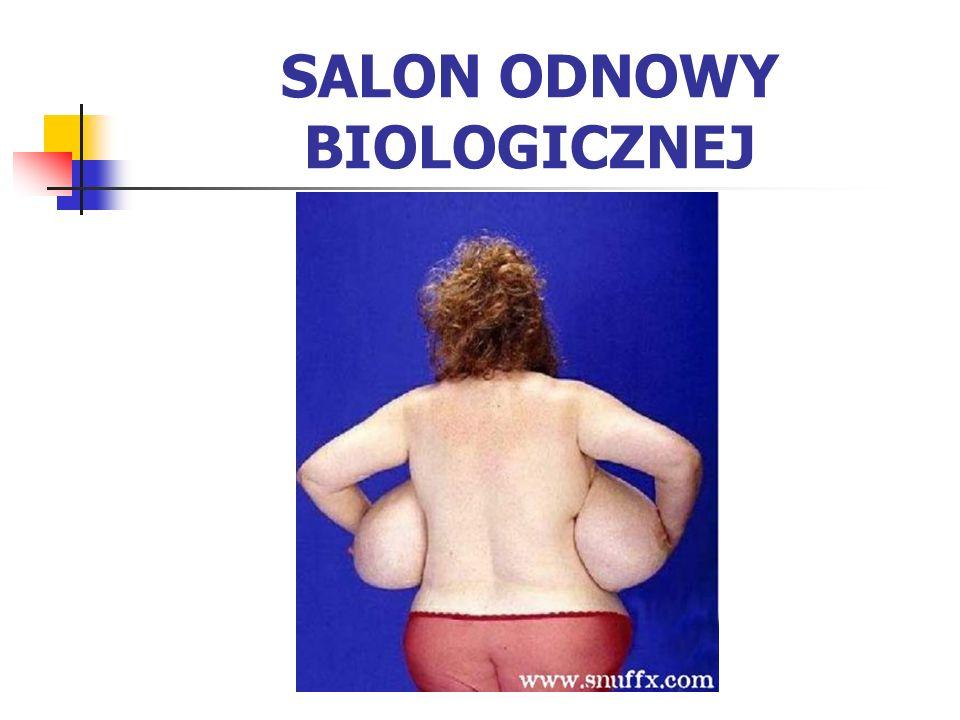 SALON ODNOWY BIOLOGICZNEJ
