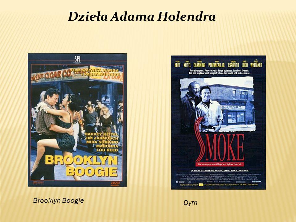 Brooklyn Boogie Dym Dzieła Adama Holendra