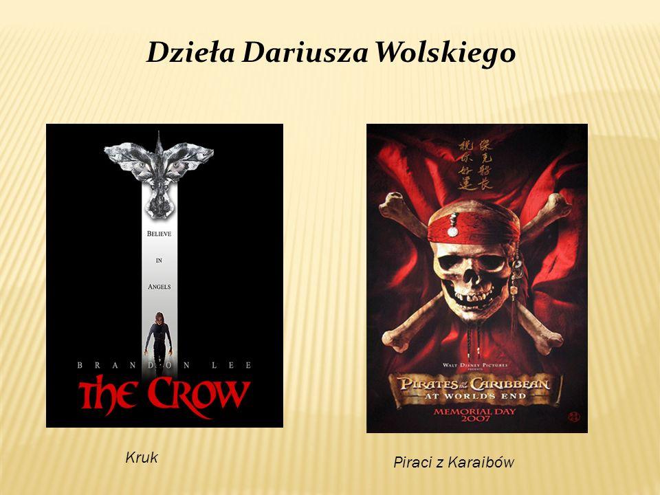 Kruk Piraci z Karaibów Dzieła Dariusza Wolskiego