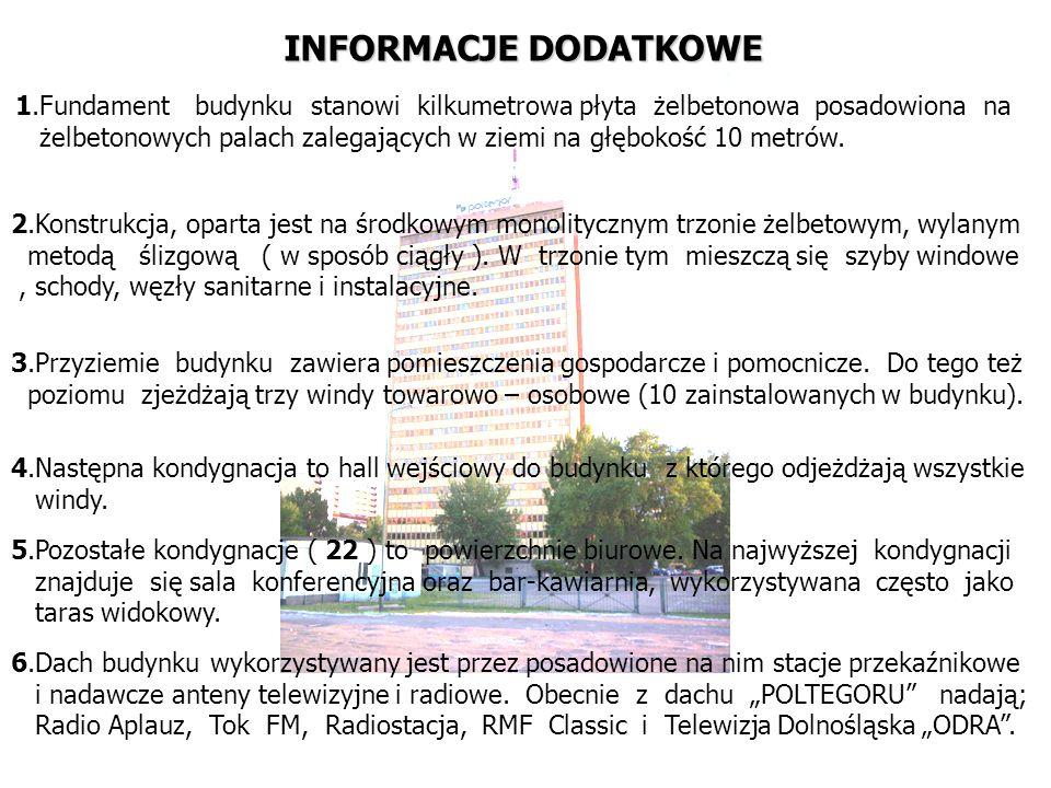 Lokalizacja miejsca ćwiczeń pod kryptonimem POLTEGOR WROCŁAW 31-1 maj/czerwiec 2007 roku ul.