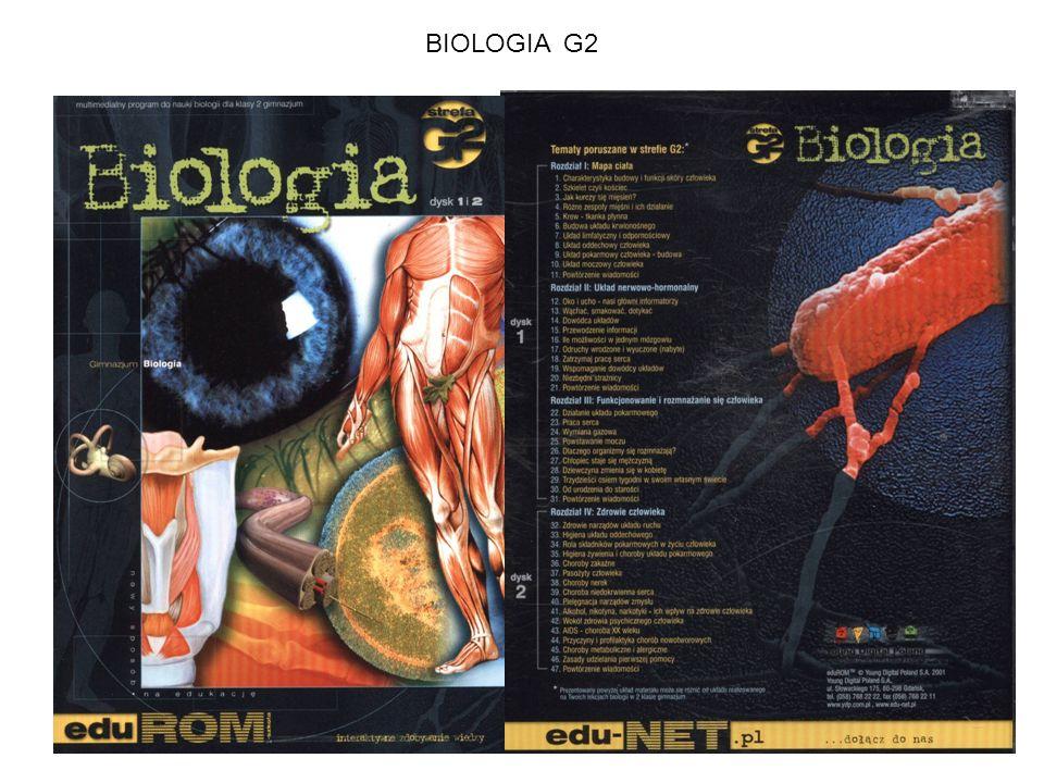 BIOLOGIA G2