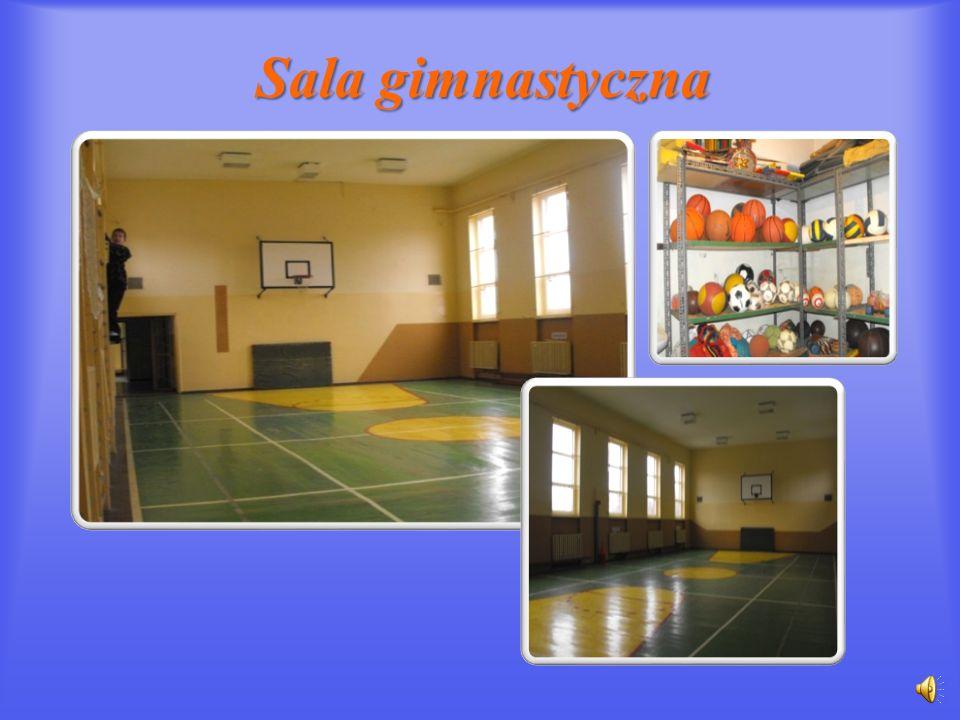 Sala gimnastyczna w oczach dziecka