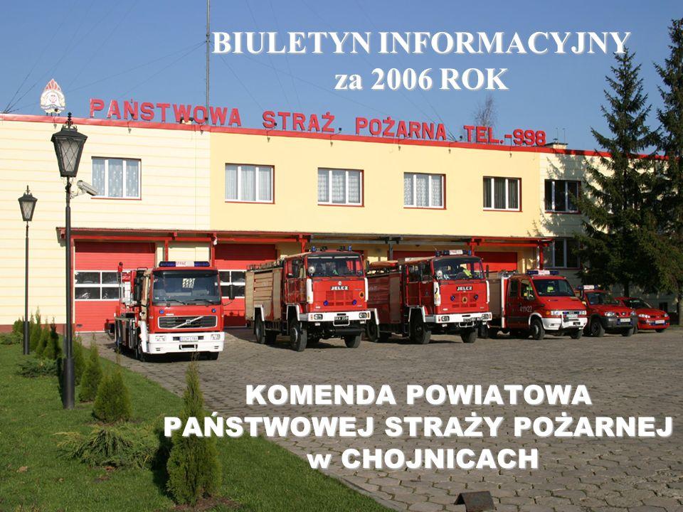 ANALIZA POŻARÓW I MIEJSCOWYCH ZAGROŻEŃ POŻARY w 2006 rokuMIEJSCOWE ZAGROŻENIA w 2006 roku Wielkość pożaru Ilość % ogólnej liczby pożarów - małe22691,5 % - średnie208,5 % - duże00 % - b.