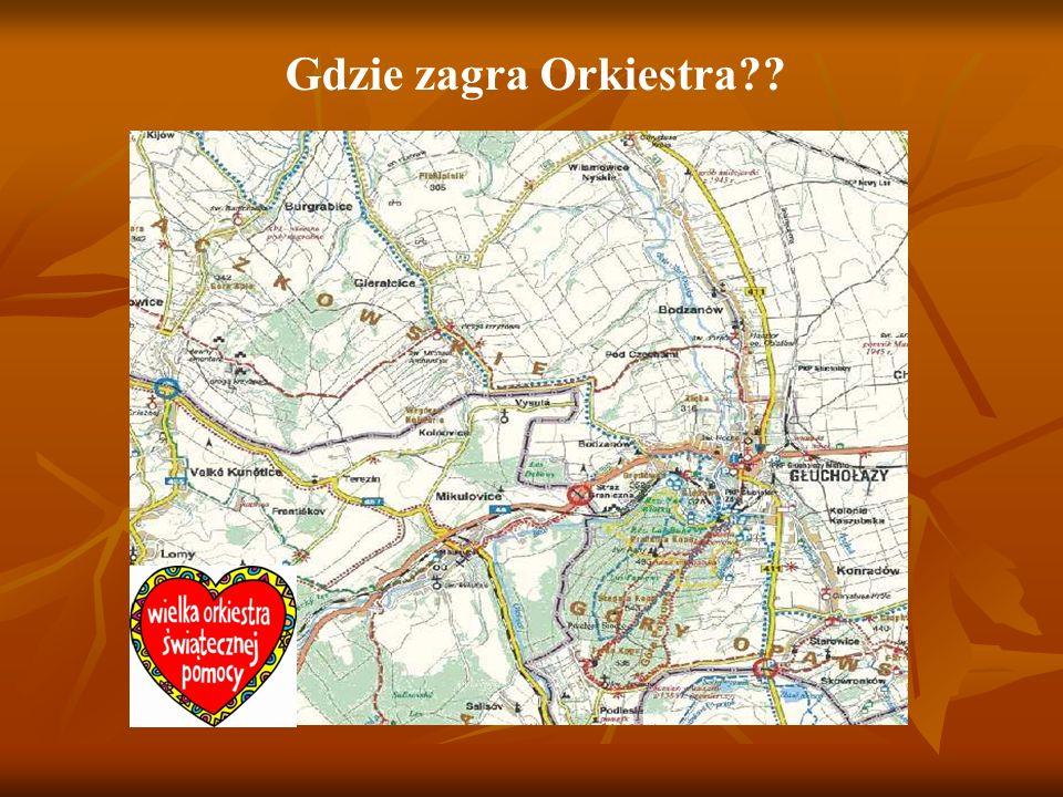 Gdzie zagra Orkiestra??