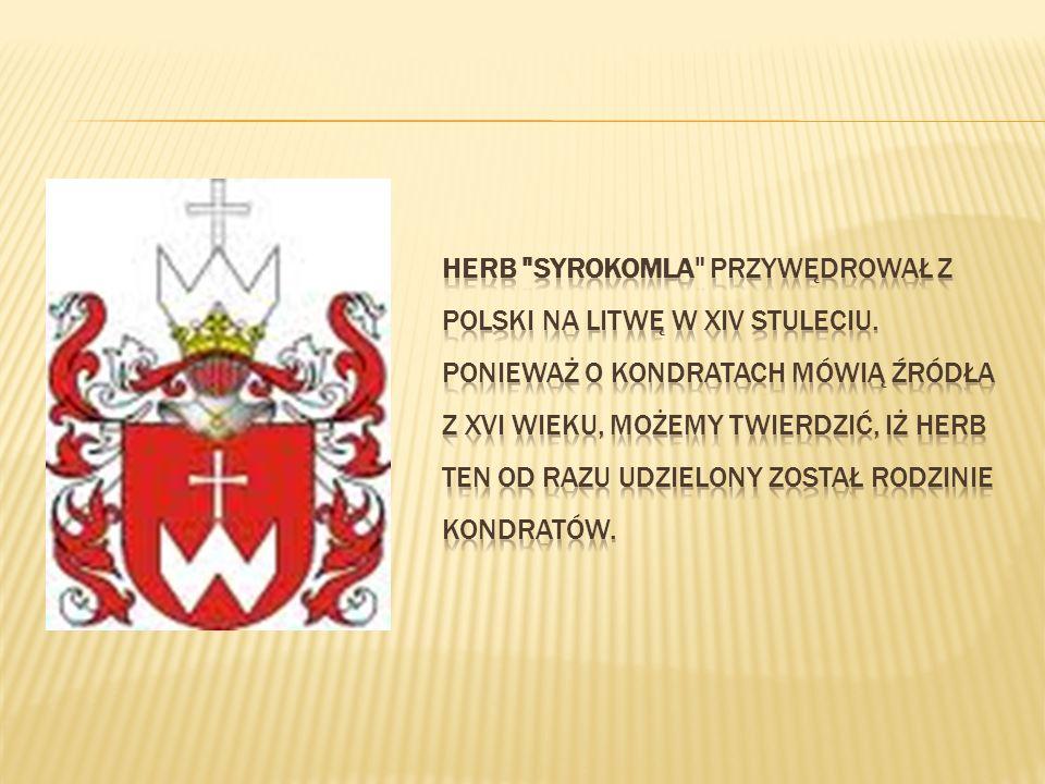 Władysław Syrokomla pochodził z niezamożnej rodziny szlacheckiej.