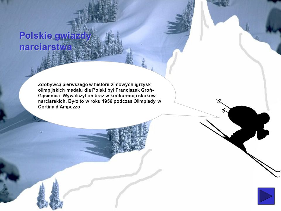 Polskie gwiazdy narciarstwa Czech Bronisław (1908-1944), polski narciarz, trzykrotny reprezentant Polski na zimowych igrzyskach olimpijskich w latach