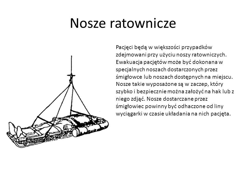 Siodełko ratownicze Siodełko ratownicze ma wygląd trójzębnej kotwicy z dwoma płaskimi pazurami lub siodełkami.
