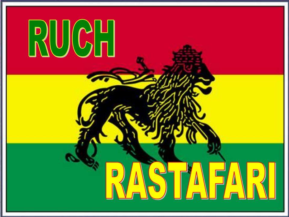 Ruch Rastafari Ruch duchowej świadomości (spiritual consciousness).