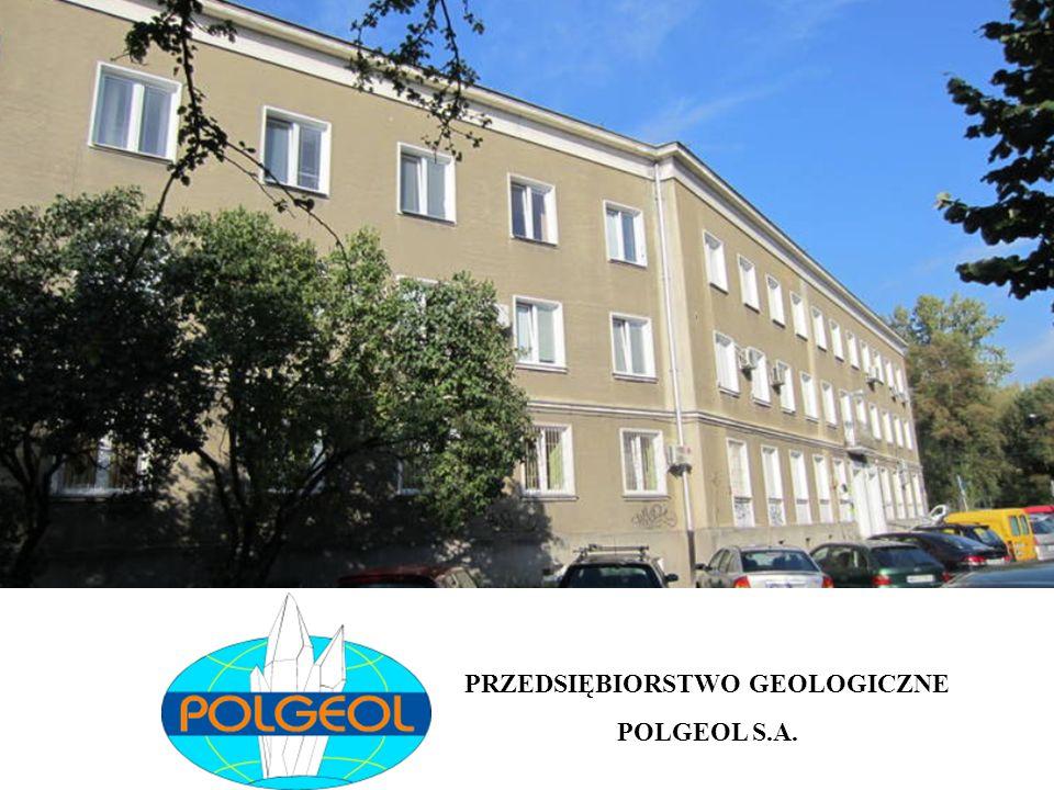 PRZEDSIĘBIORSTWO GEOLOGICZNE POLGEOL S.A.