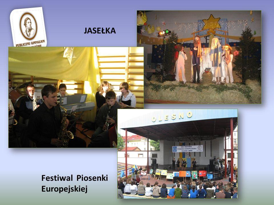 JASEŁKA Festiwal Piosenki Europejskiej