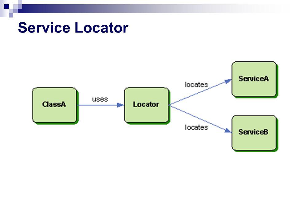 UnityContainer container= new UnityContainer() ServiceLocator.SetLocatorProvider( () => new UnityServiceLocator(container) ); // container configuration container.configure…..