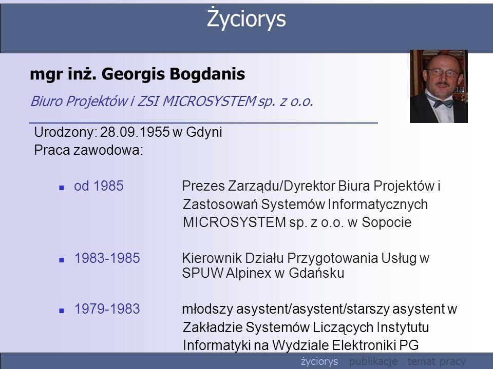 Publikacje Publikacje i referaty 1.J.Kotus, K. Łopatka, A.