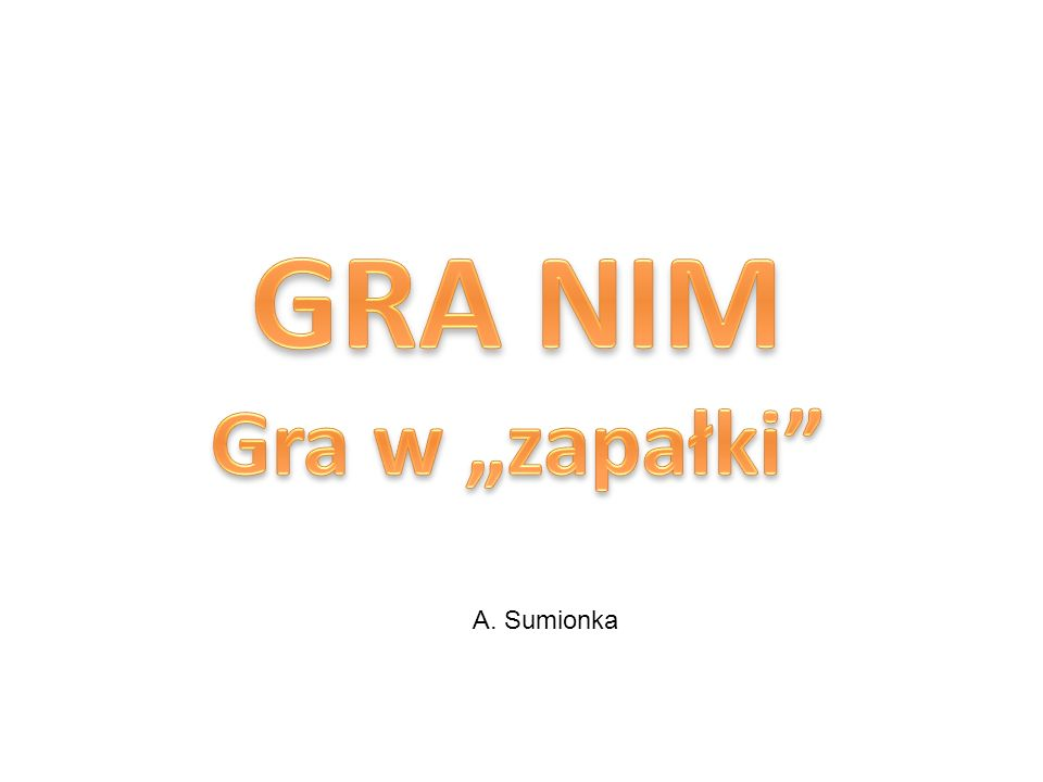 A. Sumionka