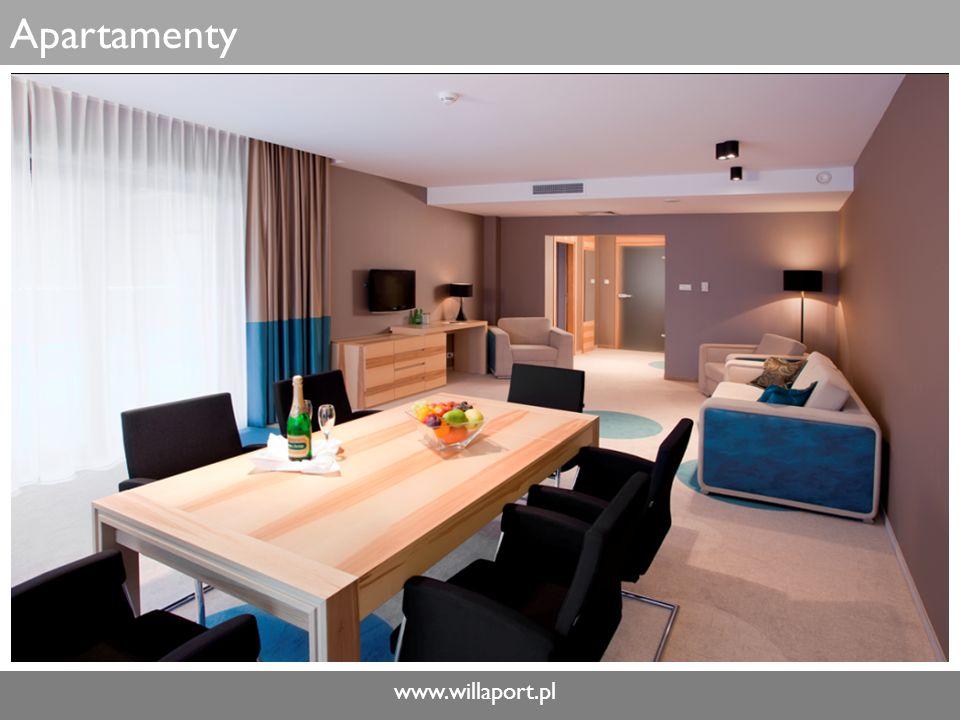 www.willaport.pl Apartamenty