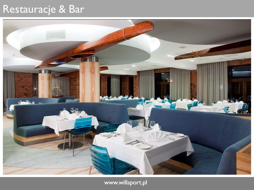 www.willaport.pl Restauracje & Bar