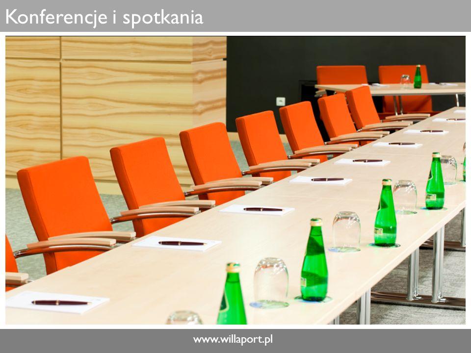 www.willaport.pl Konferencje i spotkania