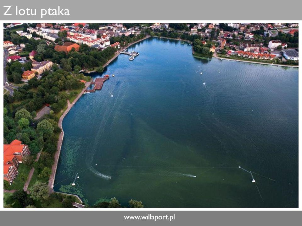www.willaport.pl Z lotu ptaka