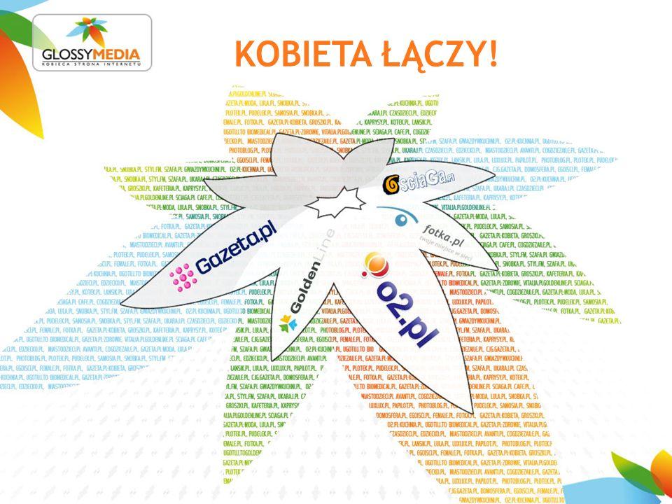 KOBIETA ŁĄCZY!