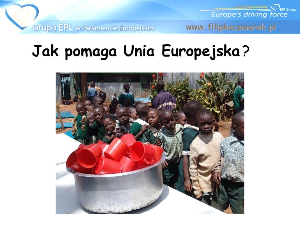 www.filipkaczmarek.pl Jak pomaga Unia Europejska ?