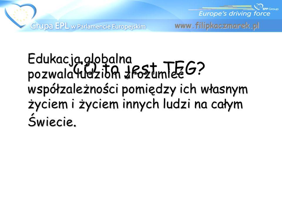 Tydzień Edukacji Globalnej 2009 Żywność dla wszystkich! www.filipkaczmarek.pl