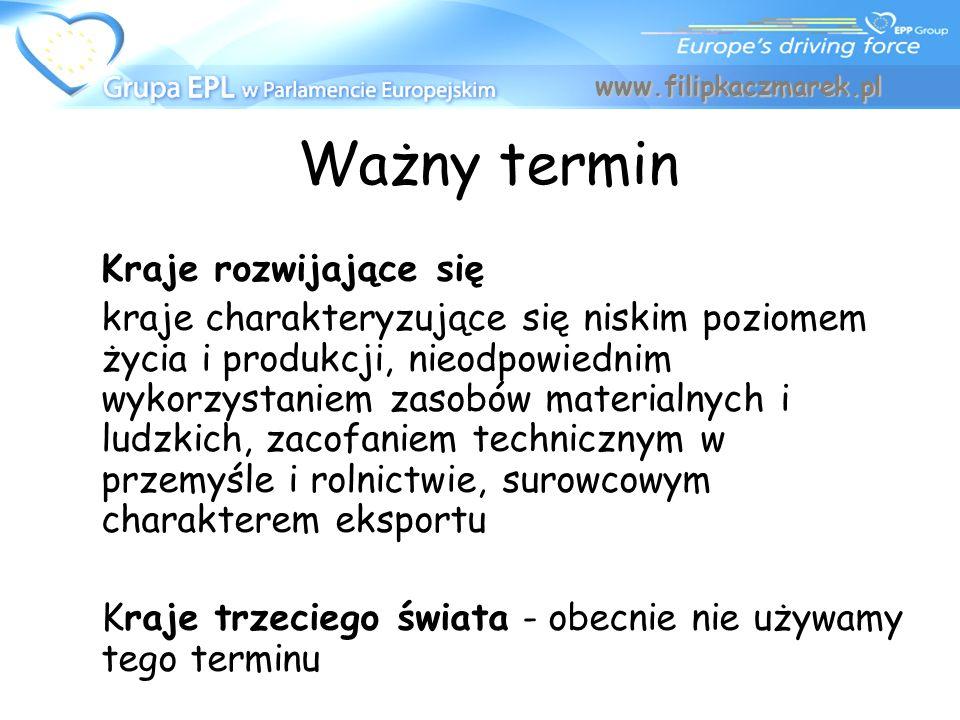 Dzięki sukcesowi transformacji Polska przestała być wyłącznie biorcą pomocy rozwojowej.