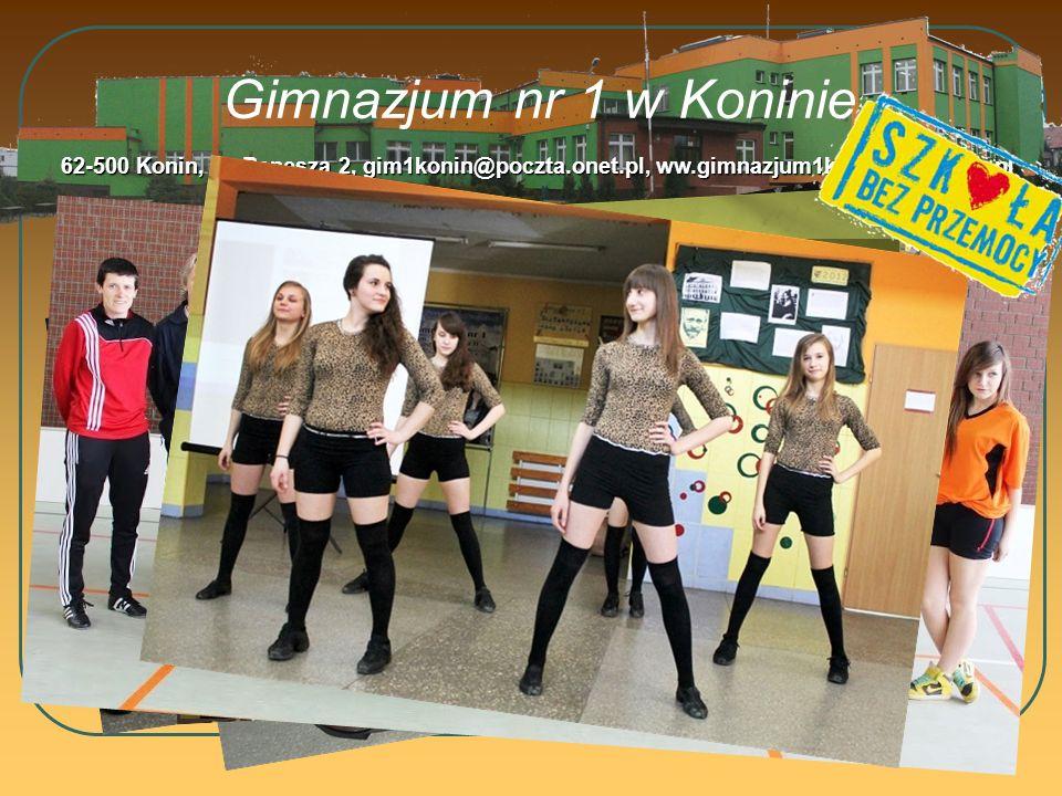 Kilka zdjęć ze szkolnej galerii Gimnazjum nr 1 w Koninie 62-500 Konin, ul. Benesza 2, gim1konin@poczta.onet.pl, ww.gimnazjum1konin.republika.pl