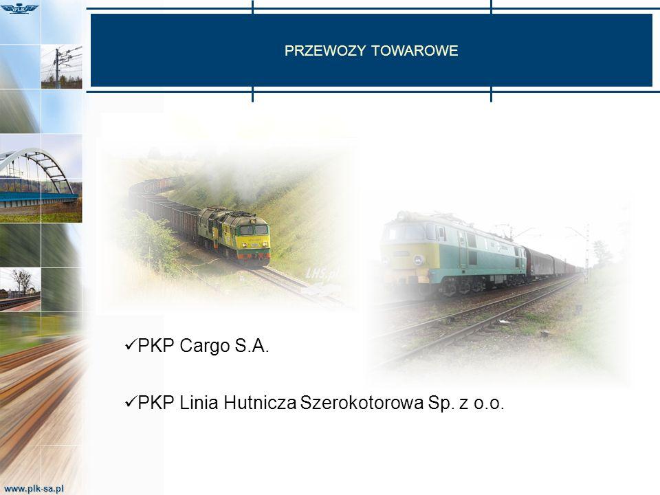 www.plk-sa.pl INFRASTRUKTURA KOLEJOWA PKP Polskie Linie Kolejowe S.A.