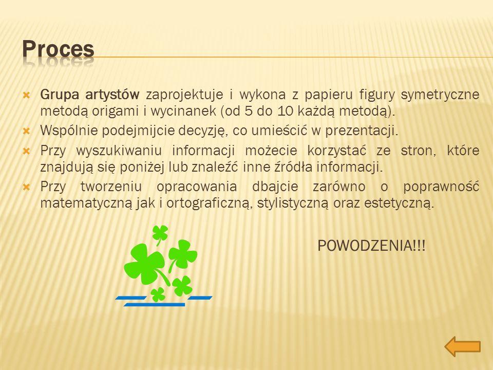 Strony internetowe: www.interklasa.pl www.matematyka.wroc.pl www.matematyk.edu.pl www.oeiizk.edu.pl www.wikipedia.org www.wiw.pl www.wiz.pl/main.php?go=1&op=2&id=32 www.scholaris.pl www.gify.org Bibliografia: Jeleński S.: Śladami Pitagorasa.