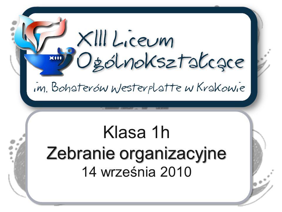 Kontakt Marta Stanowska marta_stanowska@xiii-lo.krakow.pl www.xiii-lo.krakow.pl/ms/rodzice.html Konsultacje: Konsultacje: wtorek 9.15 – 10.00 (po wcześniejszym umówieniu się)